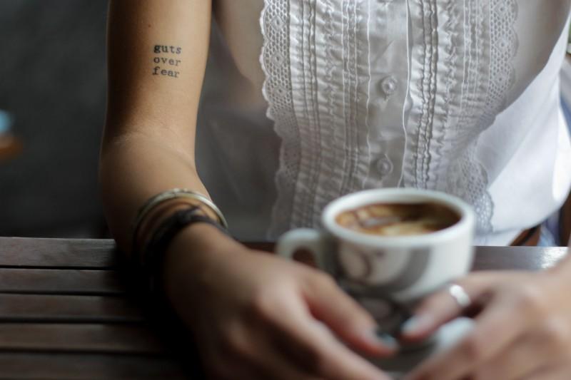 Dlaczego tatuaże tymczasowe są tak popularne?