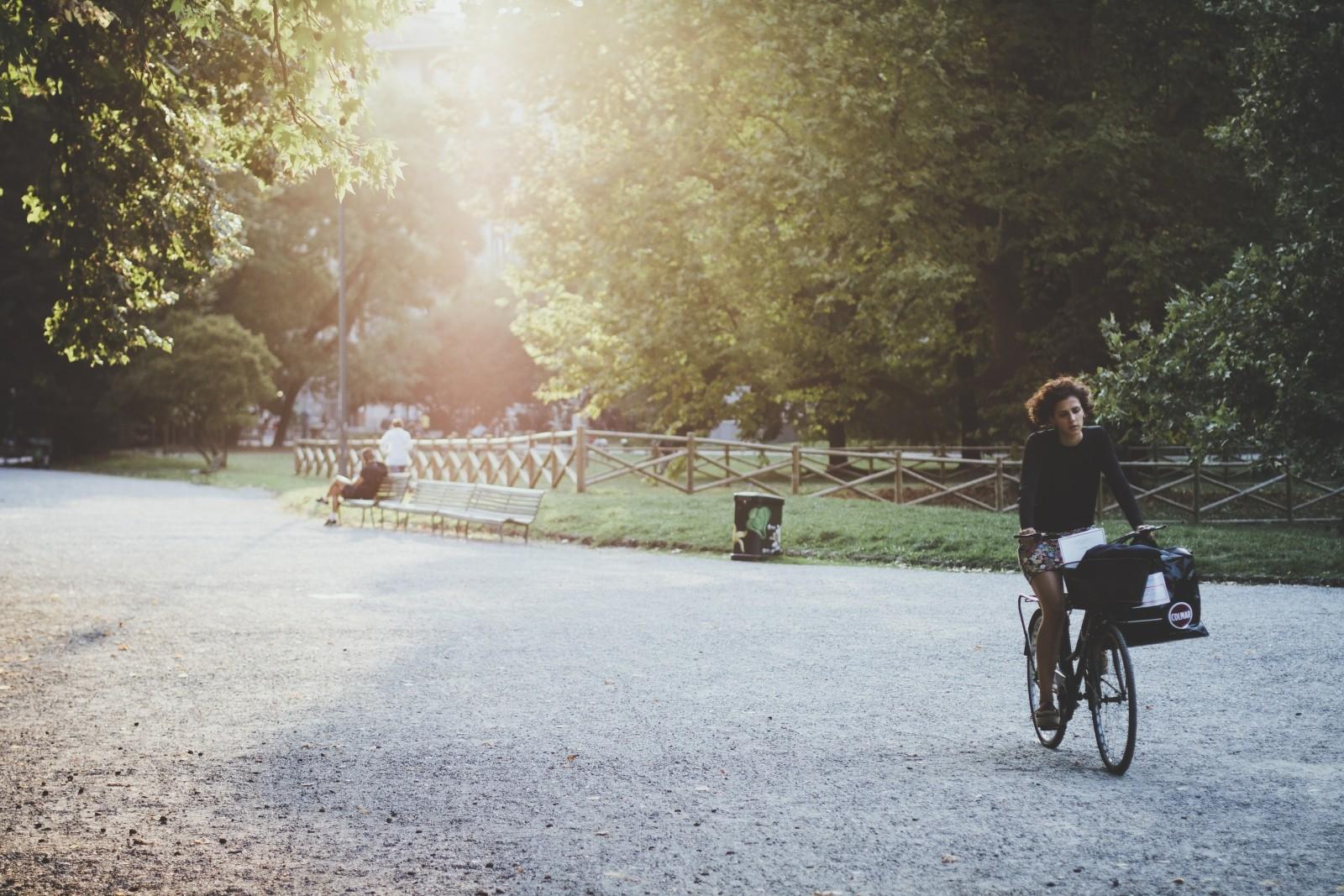 Korzystanie z funkcjonalnych rowerów miejskich