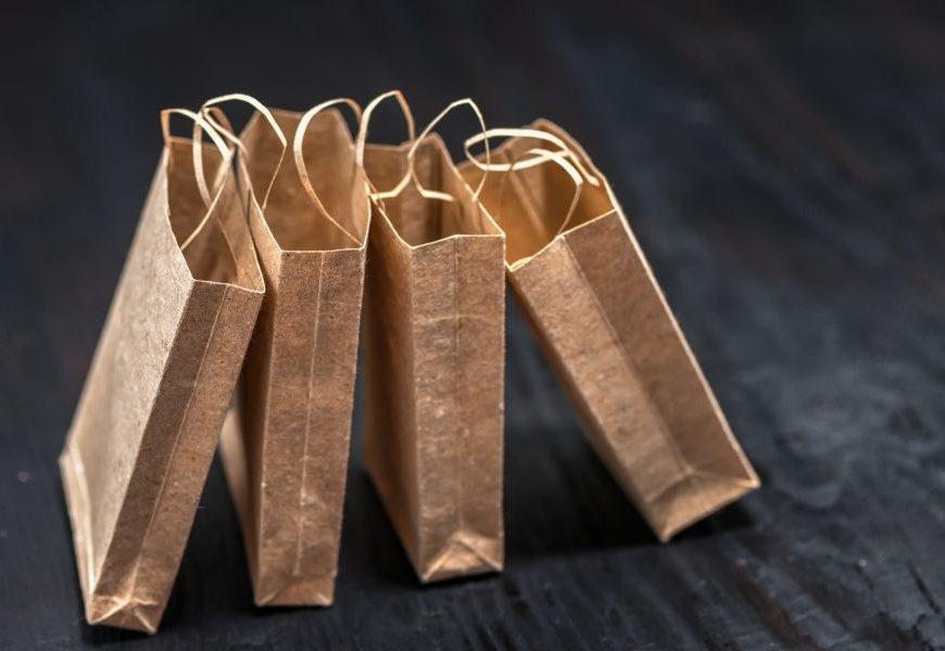 Dlaczego papierowa torba to dobry wybór?